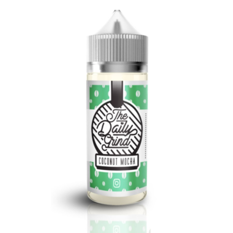 The Daily Grind 120ml Shortfill – £14.99