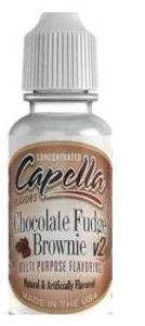 100ml Chocolate-Fudge Brownie Capella E-liquid Concentrate