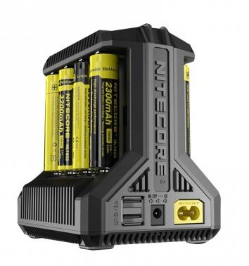 Nitecore i8 Multi-slot Intelligent Charger – £24.25