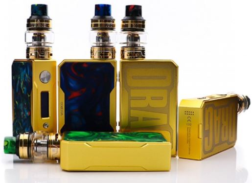 VooPoo DRAG 157W Mod Kit with 5ml UFORCE Tank – £34.75