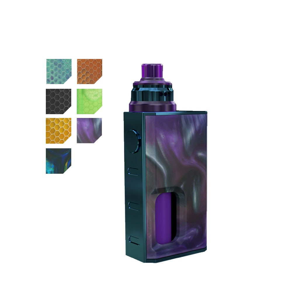 Wismec Luxotic Box Kit & Tobhino RDA – £59.99 at TECC