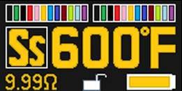 Aspire NX100 Color Settings