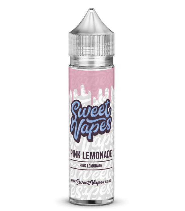 60ml SweetVapes Pink Lemonade Shortfill E-Liquid (incl. Nic shot) – £3.52