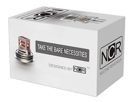 NCR New Concept RDA Packaging