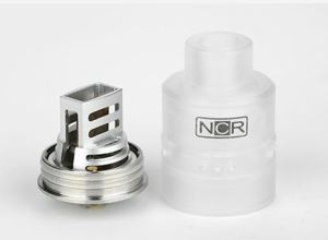 NCR New Concept RDA Ventine Holes and Outer Cover