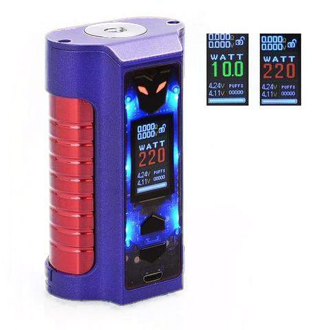 Sigelei MT 220W Box Mod Cheapest deal in uk