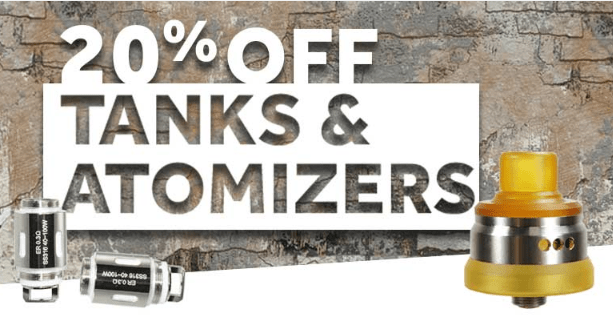 20% Reduction On Tanks & Coils From £1.91 – TECC