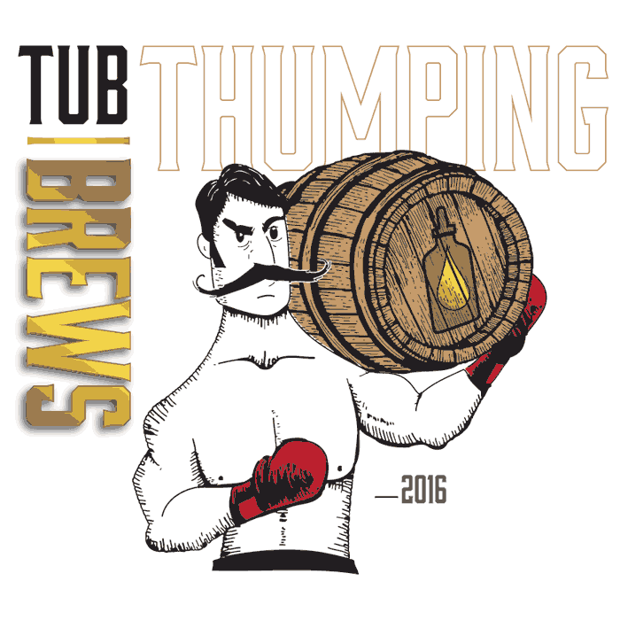 25% off Discount code at Tub Thumping Brews