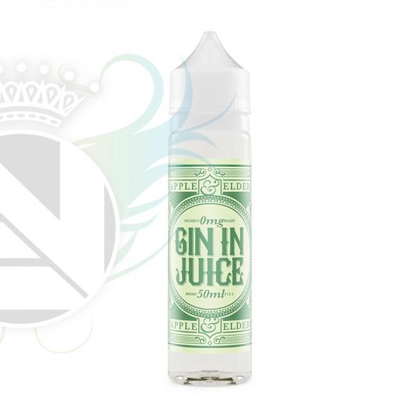 Apple & Elder By Gin In Juice 50ml – £5.99
