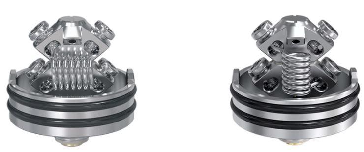 Vandy Vape Pulse X BF RDA Vertical and horizontal builds