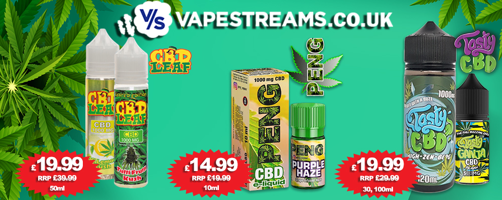Vape Bargains - Best UK Vape Deals for E-LIquids, Mods, Tanks & more