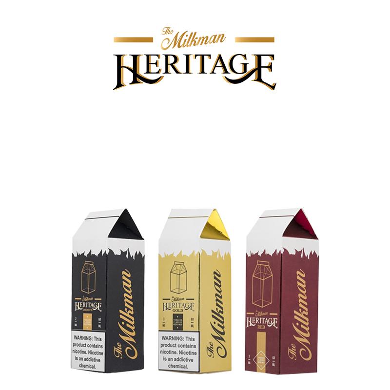 The Milkman Heritage 50ml Shorfill – £10.99