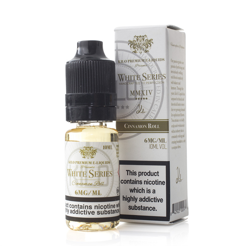 Kilo Black White Series 10ml – £2.99