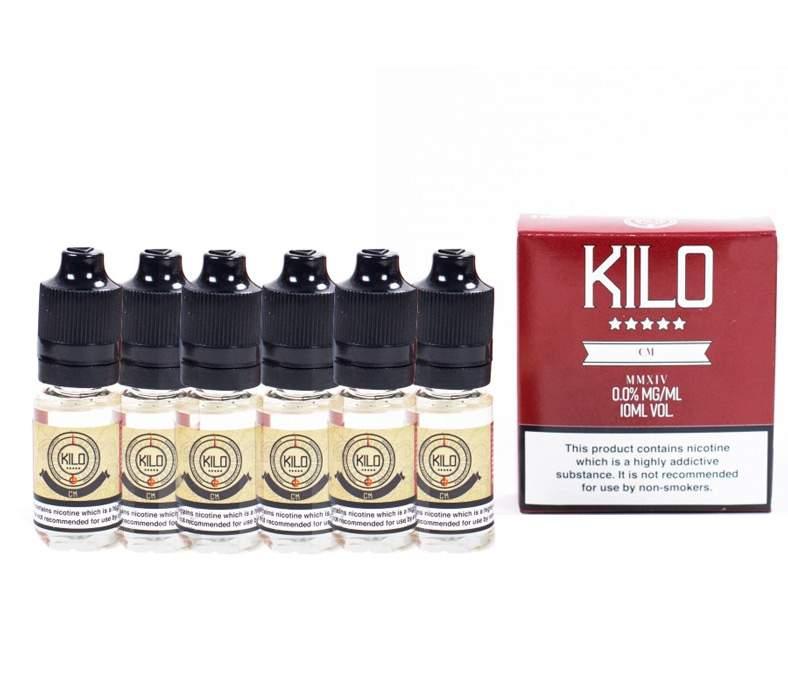 60ml KILO E-liquid Multipacks (8 flavours) – £1.99