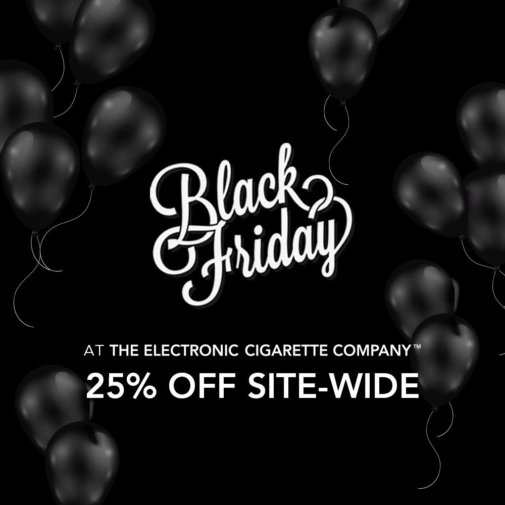 25% Off SITE-WIDE – Black Friday At TECC