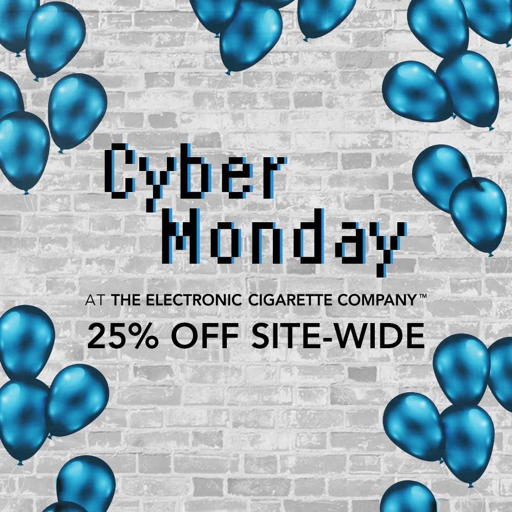 Cyber Monday 25% Off Site Wide At TECC
