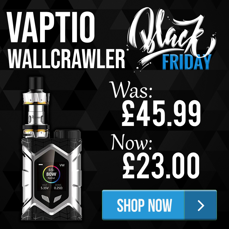 Vaptio Wallcrawler – £23.00 – TABlites