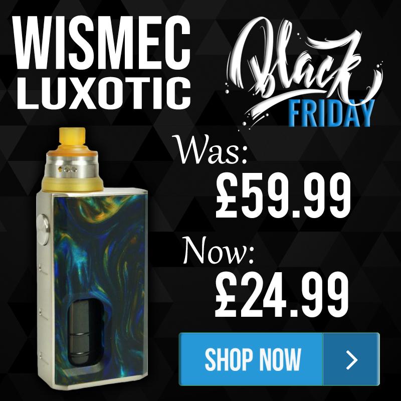Wismec Luxotic BF Box Squonker – £24.99