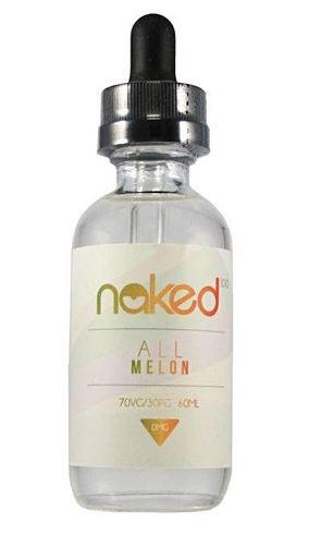 All Melon By Naked 50ml – £6.99