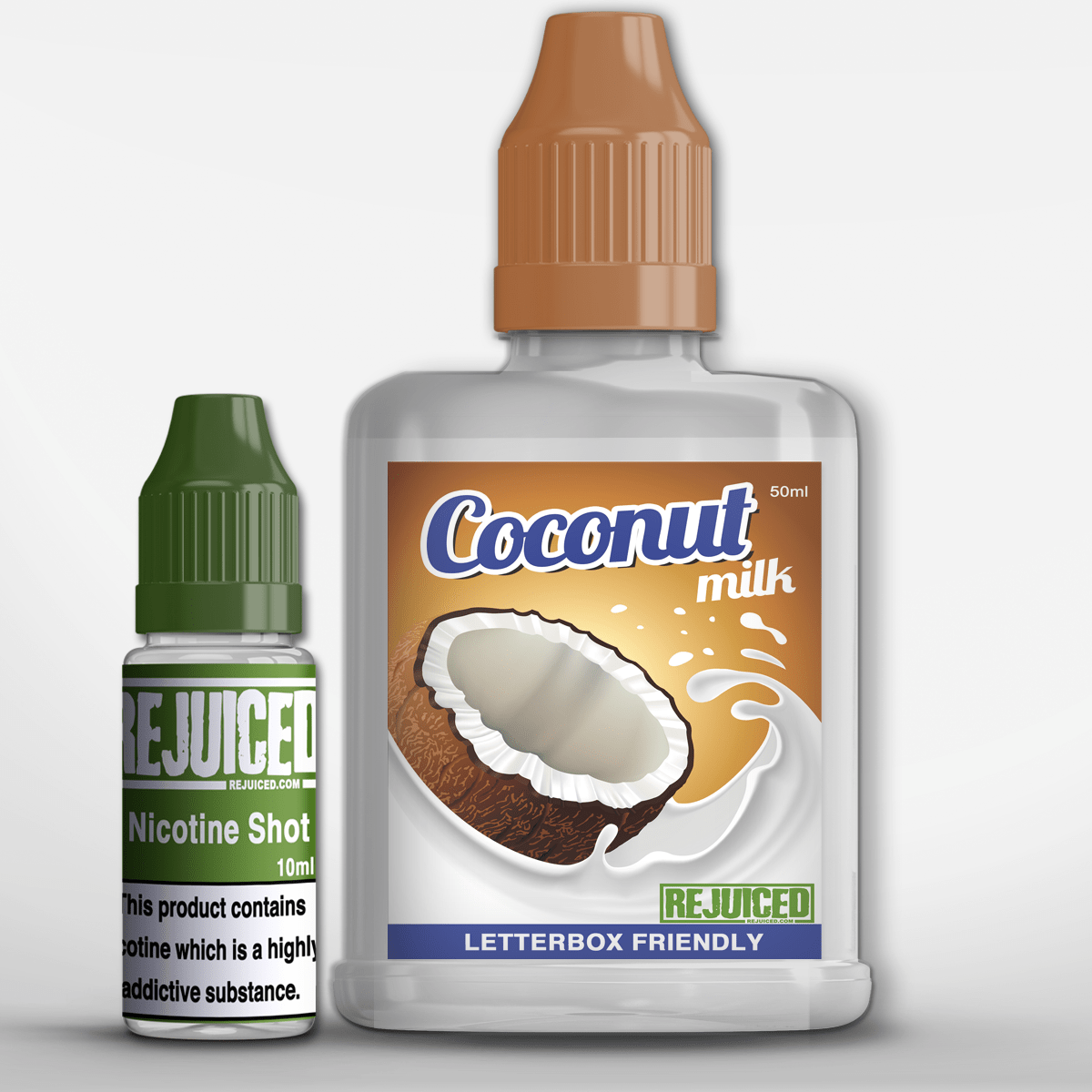 Coconut Milk 50ml short fill – £3.69