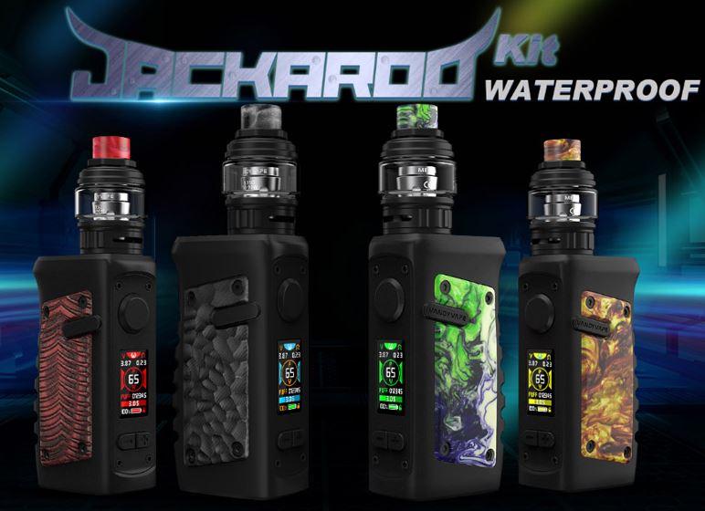 Vandy Vape Jackaroo Waterproof Mod Kit – £43.02