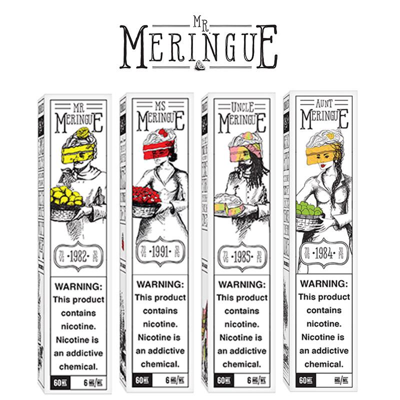 Black Friday Vape Mr Meringue 50ml eLiquid – £5.99
