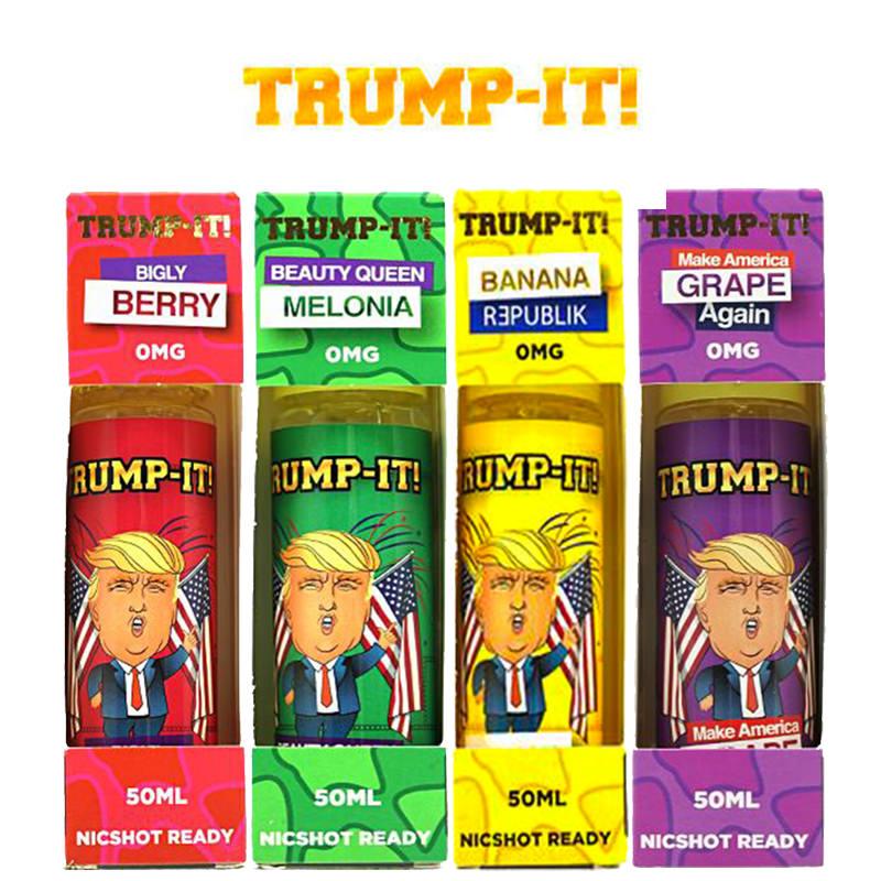 Trump It 50ml Shortfills – £7.99