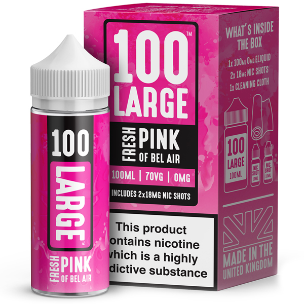 Fresh Pink OF Bel Air 100ml Short Fill – £9.99