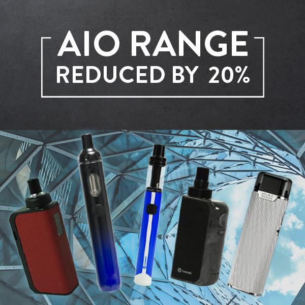 20% Reduction On AIO Range At Joyetech UK