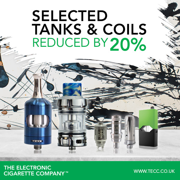 20% Reduction On Tanks & Coils At TECC