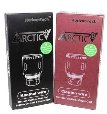 Arctic Replacement Coils – £1.54