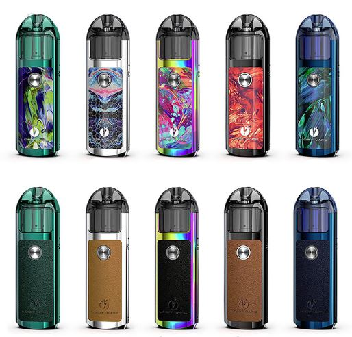 Lost Vape Lyra Pod Kit – £13.90