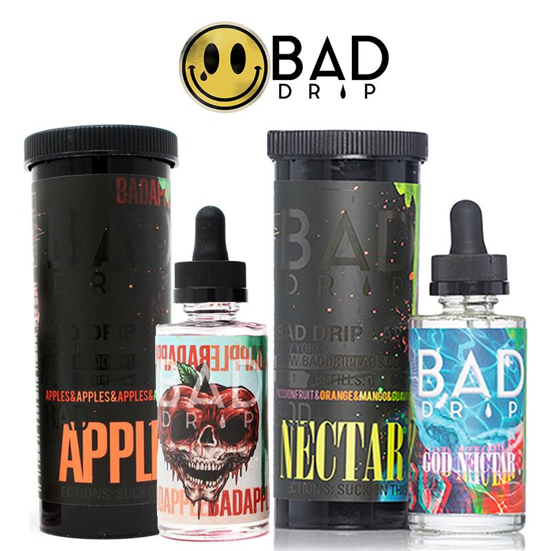 Bad Drip Labs 50ml E-Liquid Shortfill – £9.49