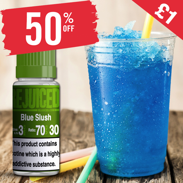Blue Slush 10ml – £1.00