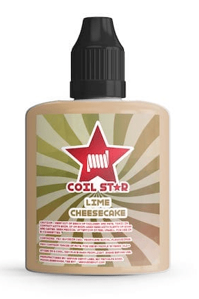 Coil Star Lime Cheesecake 50ml – £2.49