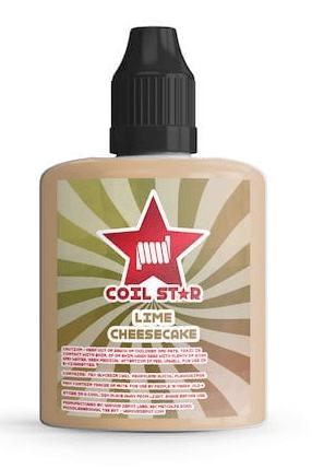 Coil Star Lime Cheesecake 50ml – £2.49