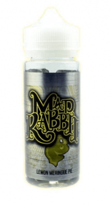 Lemon Meringue 100ml Short Fill – £4.25