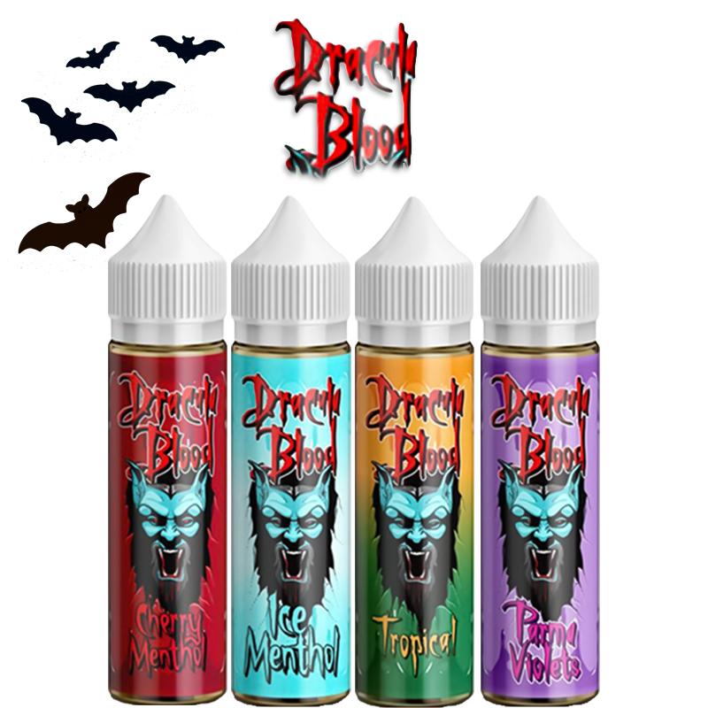 Dracula Blood 50ml e-Liquid Shortfills – £3.99