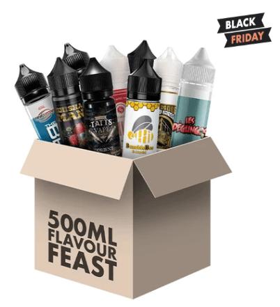Flavour Feast 500ml – £49.99