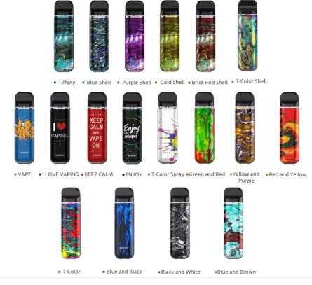 Smok Novo 2 Pod kit – £14.83 With Free Gift