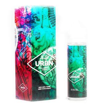 URBN 50ml Shortfill E-liquid – £3.99