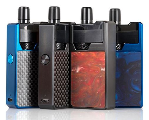 Geekvape Frenzy Pod Kit – £7.08