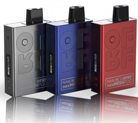 Smok & OFRF nexMESH Pod Kit – £14.17