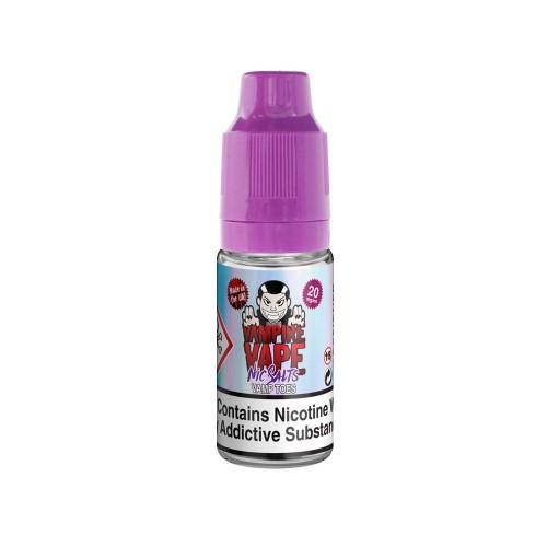 Vampire Vape Nic Salts Liquid 4x 10ml – £10.00 At TECC
