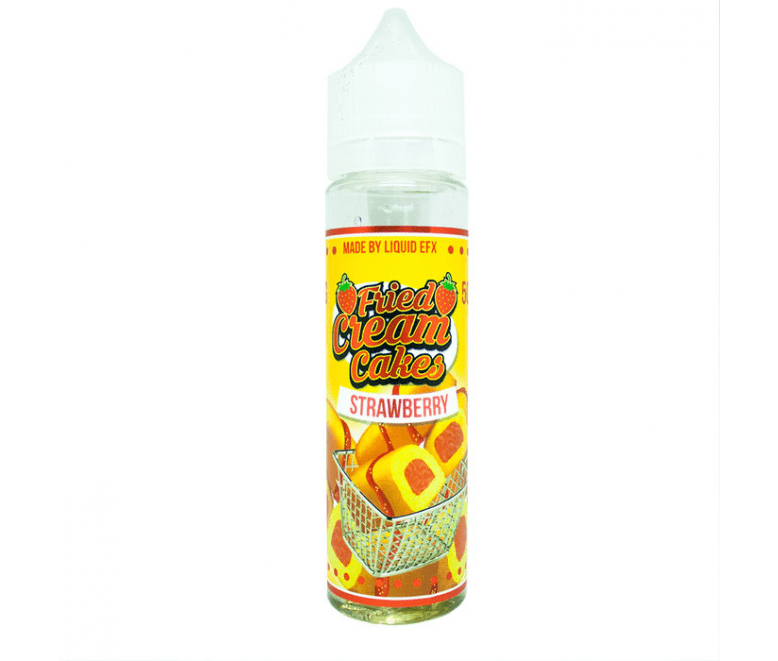 Fried Cream Cakes 50ml Shortfill – £7.99