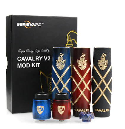 Cavalry V2 Mechanical Mod – £35.10