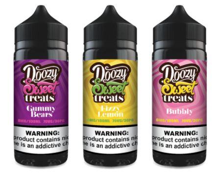 Doozy Vape Sweet Treats 100ml – £6.99