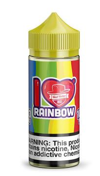 I Love Rainbow E-liquid 100ml Shortfill – £6.66