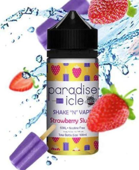 Strawberry Slushy 50ml Shortfill – £4.99