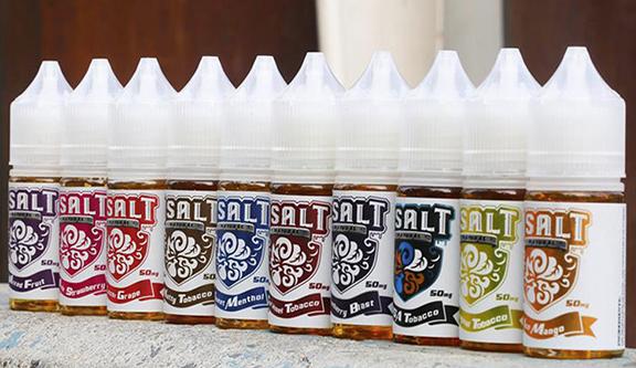 Usalt 10ml E-Liquid Salts – £0.23